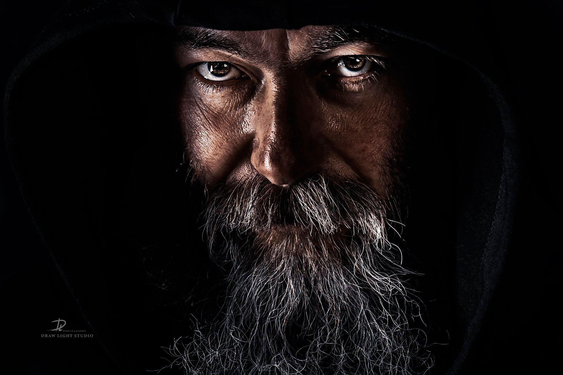 Portret Barona - zdjęcie znalazło się w grupie 8% najlepszych zdjęć portretowych w 2020 roku